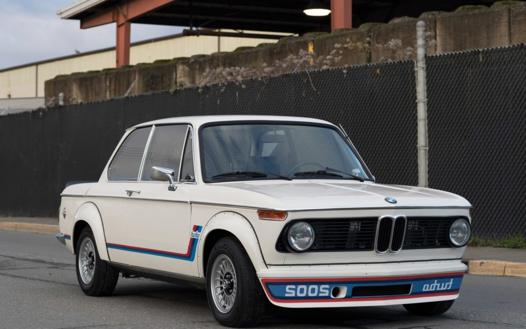 BMW 2002 Turbo, ultime provocation !