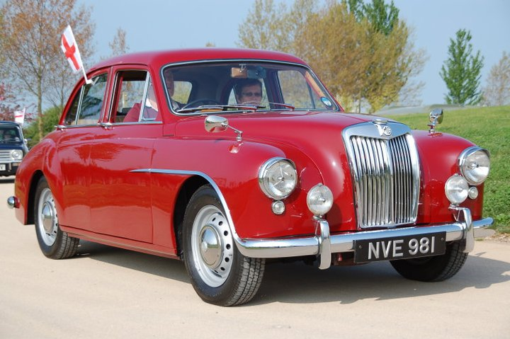 MG Magnette, le chic abordable !